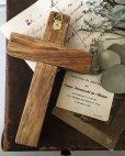 画像4: marchet/木の十字架 壁掛け