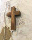 画像5: marchet/木の十字架 壁掛け