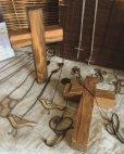 画像7: marchet/木の十字架 壁掛け