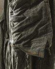画像12: HALLELUJAH/1800年代 Robe de Berger「羊飼いのローブ」chambray black