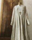 画像13: HALLELUJAH/Chemise de religieuse「修道女のシュミーズ」white