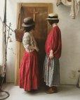 画像3: MARCHE' DE SOEUR/吊りスカート・赤
