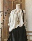 画像6: MARCHE' DE SOEUR/ブラックリネン吊りスカート