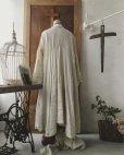 画像9: HALLELUJAH/Robe de fame de chambre 小間使いローブ・wool ivory