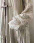 画像5: HALLELUJAH/Robe de fame de chambre 小間使いローブ・wool flax