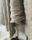 画像6: HALLELUJAH/Robe de fame de chambre 小間使いローブ・wool baige