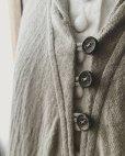画像12: HALLELUJAH/Robe de fame de chambre 小間使いローブ・wool baige