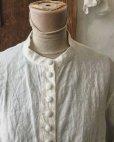 画像4: HALLELUJAH/Chemisier Victorien ヴィクトリア時代シャツ・off white