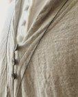 画像9: HALLELUJAH/Robe de fame de chambre 小間使いローブ・wool flax