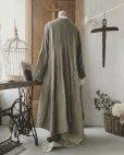 画像10: HALLELUJAH/Robe de fame de chambre 小間使いローブ・wool baige
