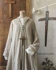 画像3: HALLELUJAH/Robe de fame de chambre 小間使いローブ・wool flax