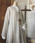 画像4: HALLELUJAH/Robe de fame de chambre 小間使いローブ・wool flax