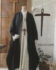 画像2: HALLELUJAH/Robe de Nomad ノマドローブ・Glen check (2)