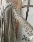 画像7: HALLELUJAH/Robe de fame de chambre 小間使いローブ・wool baige