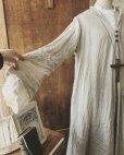画像8: HALLELUJAH/Robe de fame de chambre 小間使いローブ・wool flax