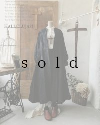 HALLELUJAH/Robe (1920′s) ローブ・Glen check