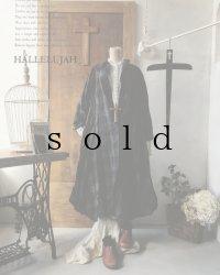 HALLELUJAH/Robe de Nomad ノマドローブ・Block check