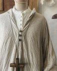 画像6: HALLELUJAH/Robe de fame de chambre 小間使いローブ・wool flax