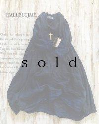 HALLELUJAH/Robe de Berger 羊飼いのローブ・indigo navy