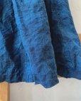 画像5: 【アウトレット】インディゴ染め・種蒔きBag付きスカート