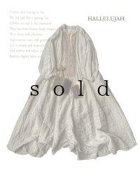 HALLELUJAH/Robe de une religieuse[修道女のローブ]・flax