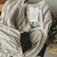 画像2: 【当店限定カラー】HALLELUJAH/Nomad Dress ノマドドレス・flax×black (2)