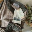 画像12: 【当店限定】HALLELUJAH/1980's Robe de Berger 羊飼いのローブ・brown×charcoal
