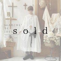 MARCHE' DE SOEUR/ベルジェの種蒔きワンピース・オフ