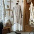 画像5: HALLELUJAH/1930's Robe・flax×off-white